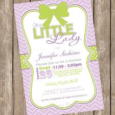 it s a baby shower invitation green