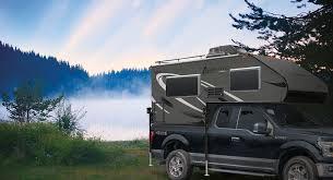 Camper For Truck Bed Camplite 6 8 Ultra Lightweight Truck Camper Floorplan Livin U0027 Lite