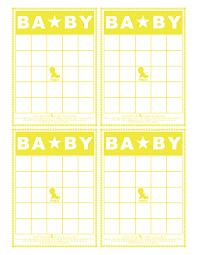 printable thanksgiving bingo baby bingo printable the scrap shoppe