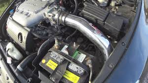 how to install an injen cold air intake on a 2004 honda accord