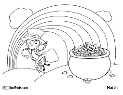March Coloring Pages Free march color for ipods coloring pages bebo pandco free coloring pages