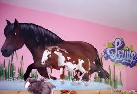 deco chambre cheval exemple deco chambre fille theme cheval