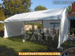 wedding tent rental prices 3 10x20 party tent white san fernando valley jpg