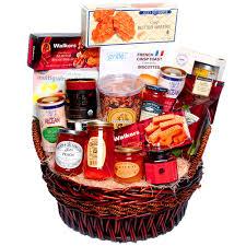 breakfast gift baskets the baccarat breakfast gift basket garden of gourmet market