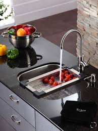 kraus kitchen sink houzz
