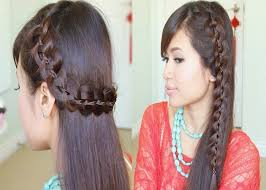open hairstyles for round face dailymotion easy party hairstyles video dailymotion how to do a party jpg