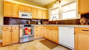 awesome kitchen backsplashes that fit your budget wingwire kitchen with single color backsplash