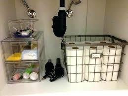 bathroom cabinet storage organizers bathroom vanity storage