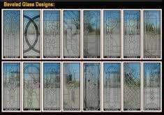 Glass Inserts For Exterior Doors Entry Door Glass Inserts Home Design