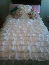 best 25 ruffle duvet ideas on pinterest vintage bedding grey