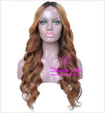 honey weave ombre lace wig 27 honey 22 inch weave
