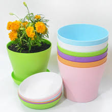 Cheap Patio Pots Popular Outdoor Plastic Planters Buy Cheap Outdoor Plastic