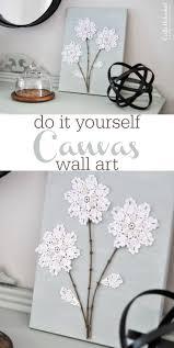 Kitchen Wall Art Ideas Decor 85 Lovely Fabric Wall Art Ideas Wall Art Crafts Diy Canvas