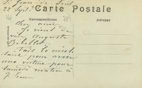 bureau de poste versailles cpa 78 versailles bureau de poste rue de versailles 78