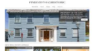 John Banister 56 Pelham Street Featured On Find Everything Historic
