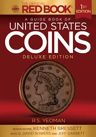 a guide book of united states coins deluxe edition kenneth