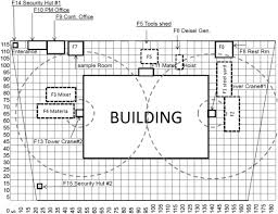 construction site plan construction site layout planning using multi objective artificial