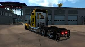 kw w900l for sale kenworth w900 caterpillar skin american truck simulator mods