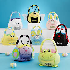 plush easter basket personalized plush easter baskets 9 99 mybargainbuddy