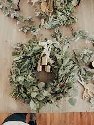 eucalyptus wreath easy eucalyptus wreaths in honor of design