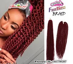 crochet black weave hair crochet braids pre looped island twist hair by freetress hair