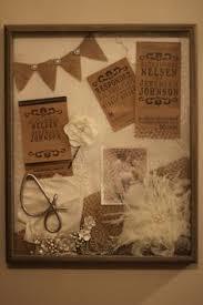 Wedding Wishes Keepsake Shadow Box Make A Modern Wedding Bouquet Shadow Box Using An Ikea Ribba Frame