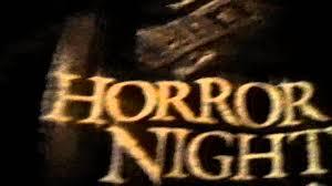 my halloween horror nights t shirts 8 28 2012 youtube