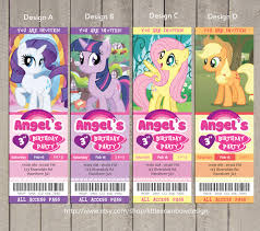 army birthday invitations create my little pony birthday party invitations free