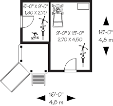playhouse floor plans playhouse plan 64866 at family home plans