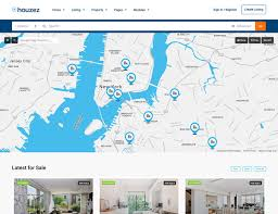 Best Map 30 Best Real Estate Wordpress Themes 2018 Athemes
