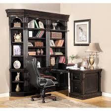 parker house venezia 5 piece home office library wall with hover to zoom