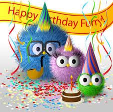 happy birthday card cartoon cartoon birthday card vector free