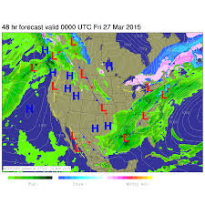 Utah Weather Map by Carve Ca Meteorological Support