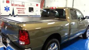 Dodge 1500 Truck Bed Cover - access vanish tonneau cover review youtube