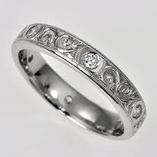 wedding bands new orleans diamond wedding band picture of symmetry jewelers designers