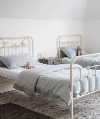 classic pure linen duvet covers the linen works london