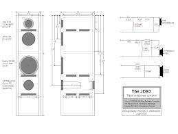 Diy Speaker Box Schematics Jdb3