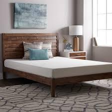 select luxury medium firm 7 inch full size memory foam mattress
