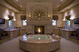 luxury master bathroom ideas luxury master bathroom shower rectangle shape built in bathtub