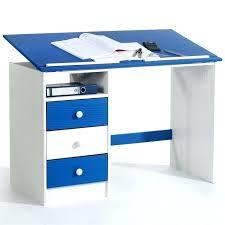 bureau b b ikea bureau bebe garcon bureau enfant 3 tiroirs lasur blanc bleu achat