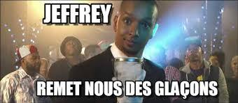 Jeffrey Meme - remet nous des gla礑ons jeffrey on memegen
