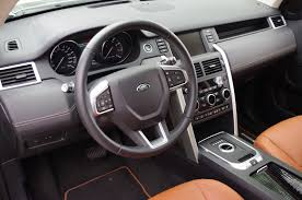 land rover discovery sport interior review 2015 land rover discovery sport canadian auto review