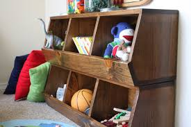 Diy Wooden Toy Box Plans by Toy Storage Bins Woodworking Plans