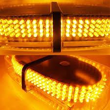magnetic base strobe light oval 12v 240 led roof top emergency hazard warning mini bar strobe