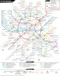 Barcelona Subway Map by Moscow Metro U2014 Map Lines Route Hours Tickets