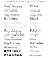 Design Your Own Place Cards 14 Fabulous Free Fonts With Links Fonts U0026 Lettering Pinterest