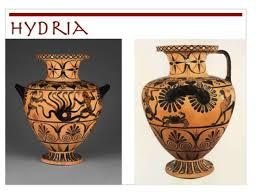 Greek Vase Design Ancient Greek Pottery