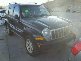 2006 black jeep liberty 1j8gl58k86w262971 2006 black jeep liberty li on sale in co