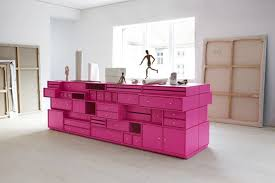 Pink Office Furniture by Modular Home Office Furniture Systems Descargas Mundiales Com