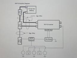 inverter wiring diagram saturnfans photo forums